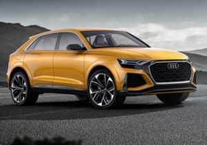 Audi на автомобильном салоне в Женеве 2017