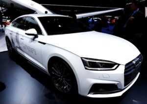 A5 Sportback g-tron