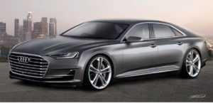 Ауди анонсирует серийное производство автомобилей без водителя