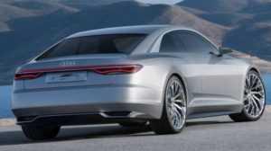 Премьера Audi A8 назначена на июль
