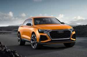 «Заряженные» кроссоверы Audi уже на подходе