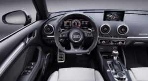 Появилась новая информация об автомобиле Audi RS3 Sportback