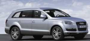 Кроссовер Audi Q7