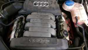 Двигатель FSI (AUK) 3,2 литра