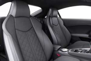 Салон Audi TTS
