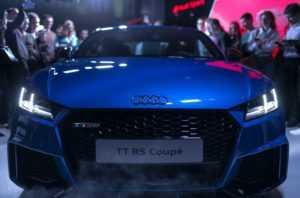 Стали известны цены на самый мощный Audi TT