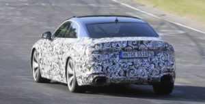 В Женеве Ауди официально представят RS5 Coupe