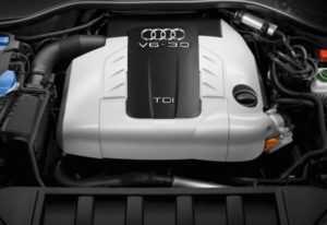 Двигатель TDI 3.0