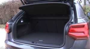 Багажник Ауди Q2