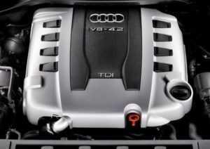 Дизельный мотор TDI 4,2 литра