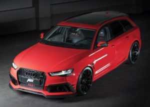 Audi RS6+ Avant получил мотором 705 л. с.