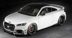 ABT Sportsline представит в Женеве тюнинг купе Ауди TT RS-R