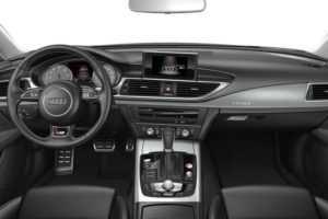 Салон Audi S7 Sportback