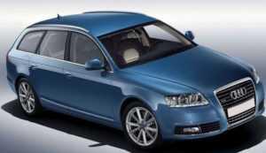 Audi А6 С6 Avant универсал рестайлинг