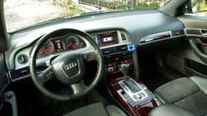 Салон Audi А6 С6 Avant
