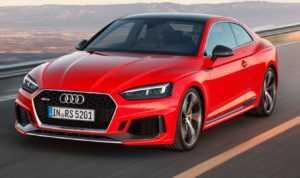Новое купе Ауди RS5 получит двигатель от Порше