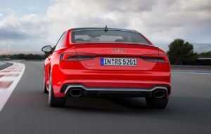 Ауди RS5 получит под капот двигатель от Porsche