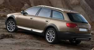 Audi А6 С6 Allroad Quattro универсал рестайлинг