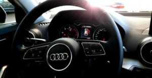 Панель приборов Audi Q2
