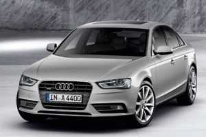 Audi A4 B8