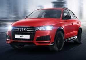 Запущенны продажи кроссовера Audi Q3 дизайн-пакетом S line