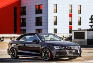 ABT Sportsline увеличивает мощность двигателя Audi S3