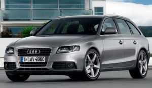 Audi А4 B8 Avant
