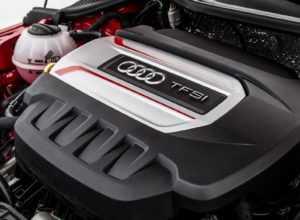 Двигатель Audi S1