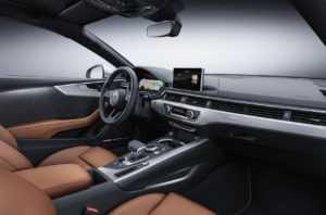 Интерьер Audi A5