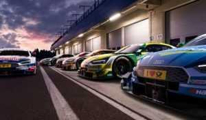 Audi представляет новый облик автомобилей RS5 DTM