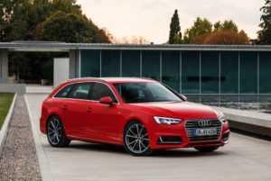 Универсал Audi А4 B9 Avant