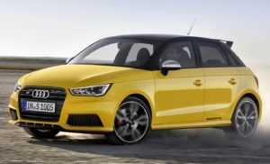 Audi S1 Sportback 5-дверный хэтчбек