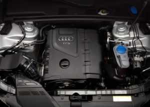Под капотом Audi A5