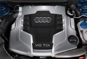 Двигатель Audi A5