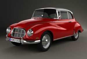 1000 S Coupe de Luxe