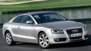 Audi A5, 1 поколение, купе