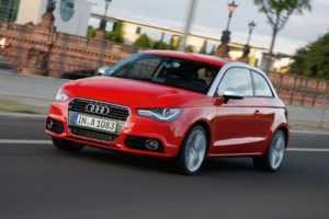 Audi A1 в 3-дверном кузове хэтчбек