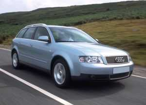 Audi A4 B6 универсал