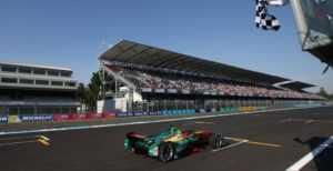 Лукас ди Грасси из команды ABT Schaeffler Audi Sport победил на этапе Formula-E