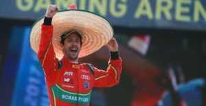 Победа Лукаса ди Грасси в мексиканском этапе Formula-E
