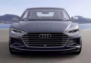 Новый автомобиль Ауди A8 будет иметь кузов из 4 материалов
