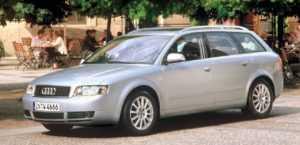 Универсал Audi А4 B6 Avant