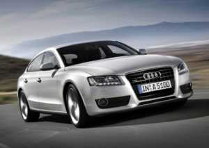 Audi A5, 1 поколение, лифтбек Sportback
