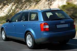 Audi A4 B6 универсал Avant