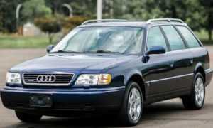 Универсал Audi A6 C4
