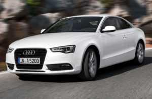 Audi A5, 1 поколение, рестайлинг, купе