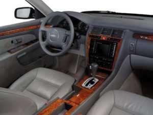 Салон Audi A8 D2