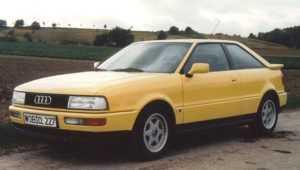 Audi Coupe B3 1988