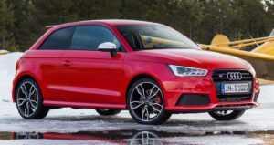 Audi S1 в 3-дверном кузове