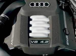 Двигатель Audi A8 D2